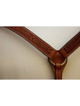 "Courts Courts Breastcollar 1 1/2"" Oak Leaf Barrel 230-803"