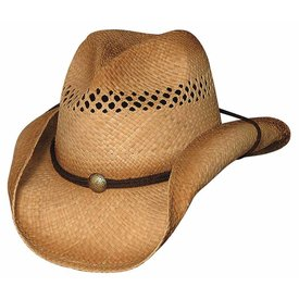 Bullhide Bullhide Blaze Straw Hat 2227