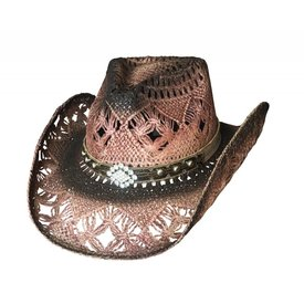 Bullhide Bullhide Magnificent Straw Hat 2940