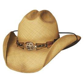 Bullhide Bullhide Star Central Straw Hat 2208