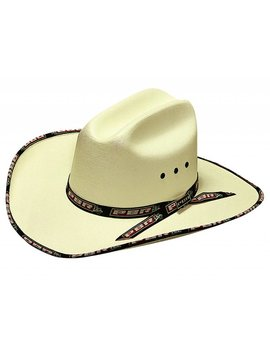 M&F Youth's PBR Straw Hat 7430048