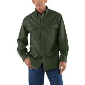 Carhartt Men's Carhartt Button Down Shirt S09
