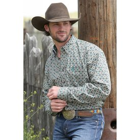 Cinch Men's Cinch Button Down Shirt MTW1104458