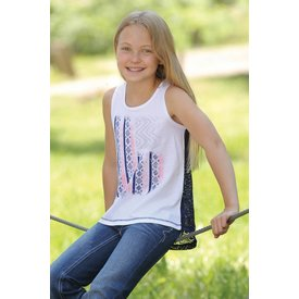 Cinch Girl's Cruel Girl Tank CTK3620002