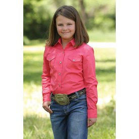 Cinch Girl's Cruel Girl Snap Front Shirt CTW3210008