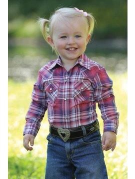 Cinch Infant Girl's Cruel Girl Snap Front Shirt CTW3352001