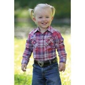 Cinch Infant Girl's Cruel Girl Snap Front Shirt CTW3352001