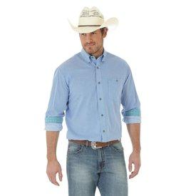 Wrangler Men's Wrangler 20X Button Down Shirt MJC029M