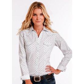 Panhandle Women's Rough Stock Snap Front Shirt R4S2212 C3