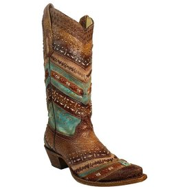 Corral Women's Snip Toe Western Boot C3