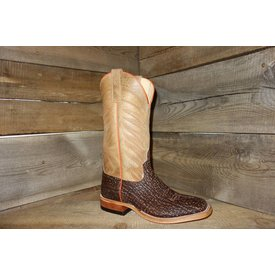 Anderson Bean Men's Tan Safari Shark Boot