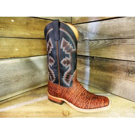 Anderson Bean Men's Chestnut Elephant Western Boot