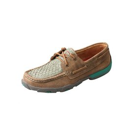 Twisted X Women's Driving Moccasin WDM0067 C3