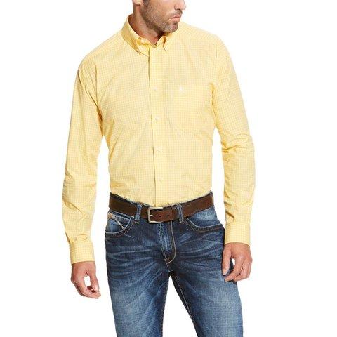 Men's Ariat Iowa Button Down Shirt 10019698 C3