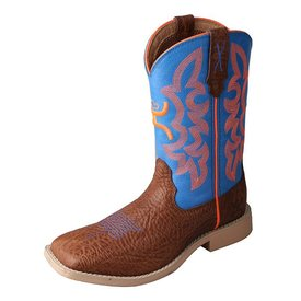 Twisted X Children's/Youth's Twisted X Hooey Boot YHY0001