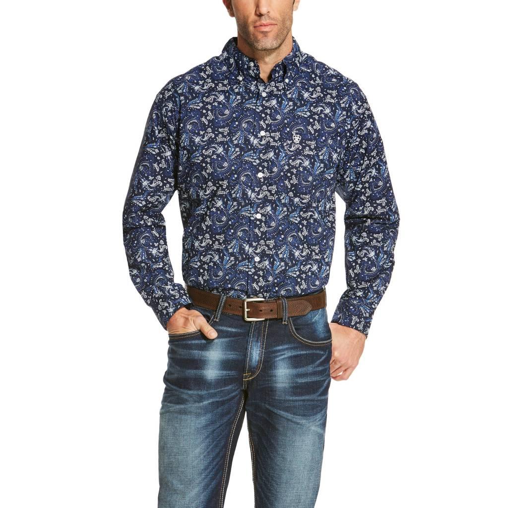 c2cde6f07 Ariat Men's Ariat Olex Button Down Shirt 10020482 | Corral Western Wear men's  ariat shirts on