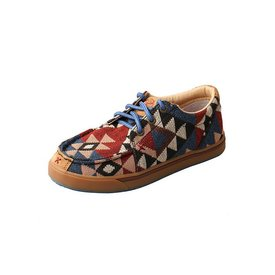 Twisted X Children's/Youth's Twisted X Hooey Shoe YHYC001