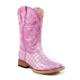 Roper Children's Roper Western Boot 09-018-1901-0028 PI
