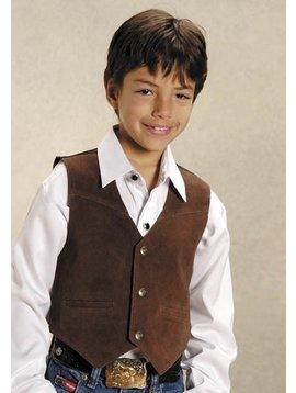 Roper Boy's Roper Vest 02-094-0500-0513