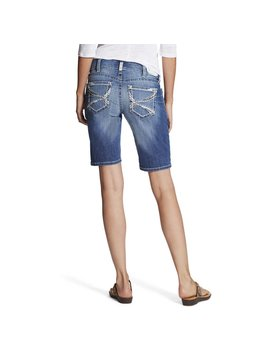 Ariat Women's Ariat  Mid-Rise Bermuda Shorts 10019549
