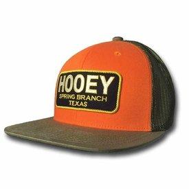 Hooey Men's Hooey Cap 1718T-ORGN