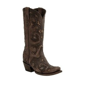 Lucchese Women's Lucchese Fiona Western Boot M5015.S54
