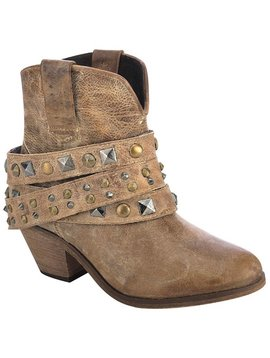 Circle G Women's Corral Western Boot P5020