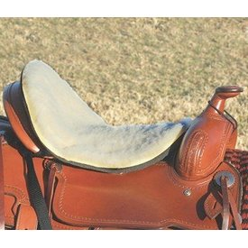 Cashel Large Western Fleece Saddle Seat Cover