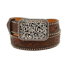 Ariat Girl's Western Belt with Buckle A1303602
