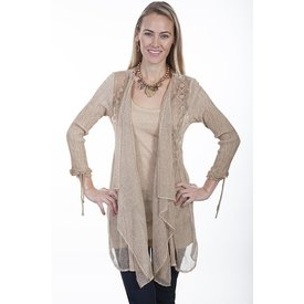 Scully Women's Scully Cardigan Set HC314