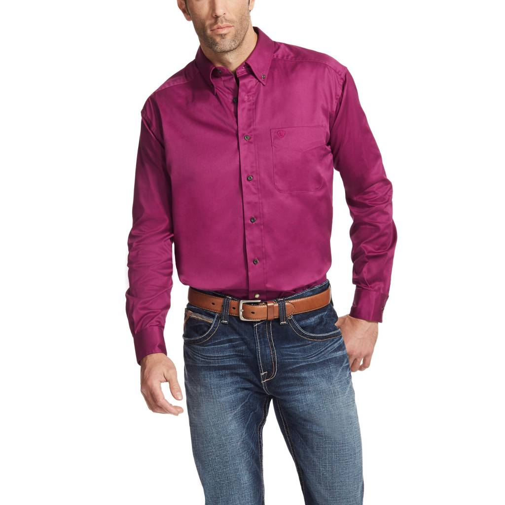 6a66134b Ariat Men's Ariat Button Down Shirt 10020687 | Corral Western Wear