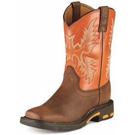 Ariat Children's/Youth's WorkHog Boot 10007837
