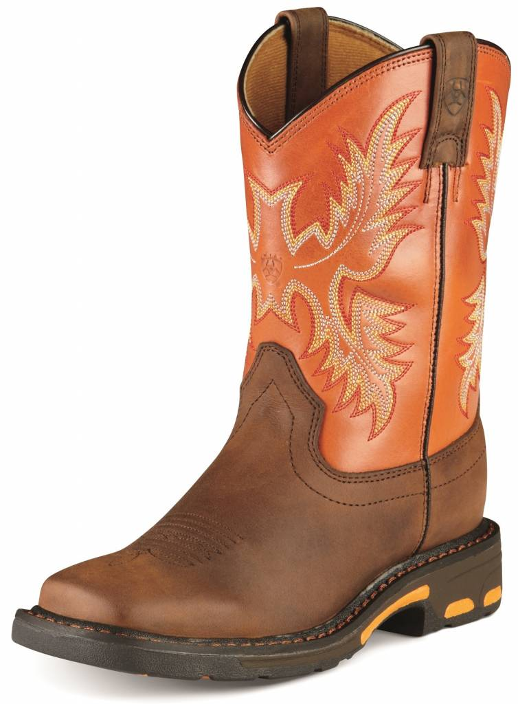 Ariat Children S Youth S Workhog Boot 10007837 Corral
