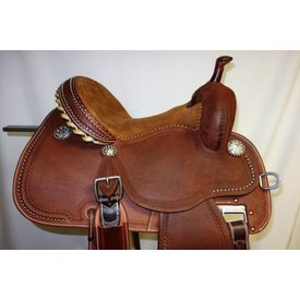 Martin Martin Crown C Cervi Barrel Saddle