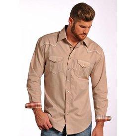 Panhandle Men's Rough Stock Snap Front Shirt R0F4189 C3