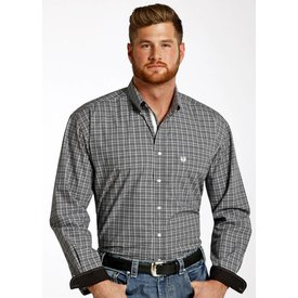 Panhandle Men's Rough Stock Button Down Shirt R0D4215 C3