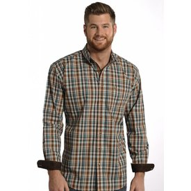 Panhandle Men's Panhandle Button Down R0D4201 C3