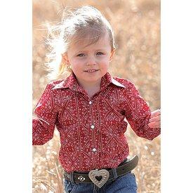Cruel Girl Infant Girl's Cruel Girl Snap Front Shirt CTW3302004