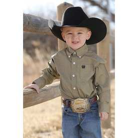 Cinch Infant Boy's Cinch Button Down Shirt MTW7062169