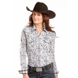 Panhandle Women's Rough Stock Snap Front Shirt R4S4267 C3