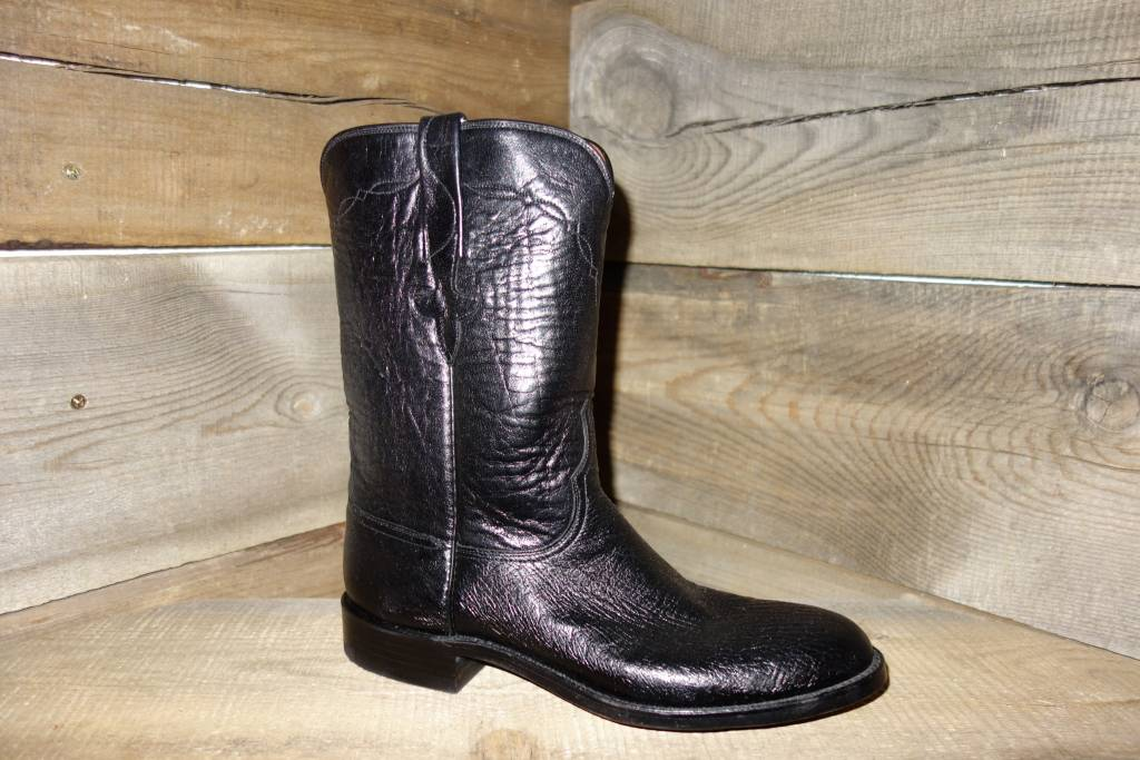 LUCCHESE BLK SMTH OST ROPER L8008RR C3