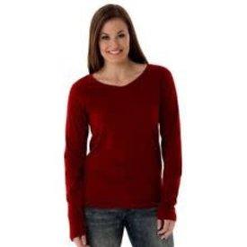 Cowgirl Tuff Women's Cowgirl Tuff T-Shirt H00492