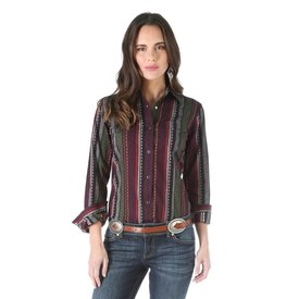 Wrangler Women's Wrangler Snap Front Shirt LW8111M C3