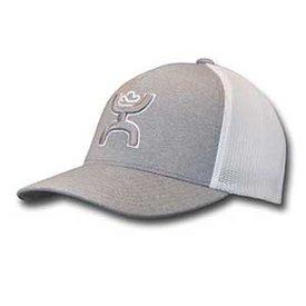 Hooey Men's Grey Coach Cap