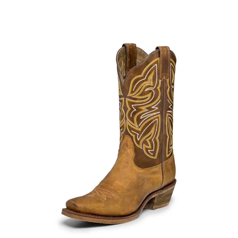 a07e1a8c51c Nocona Boots Women's Sabrina Vintage Western Boot NL7041
