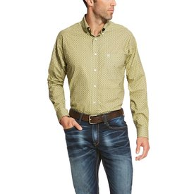 Ariat Men's Ariat Shiloh Button Down Shirt 10020770 C4