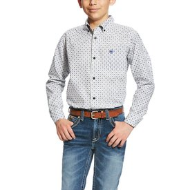 Ariat Boy's Ariat Burton Button Down Shirt 10020960
