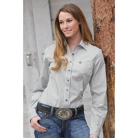 Cinch Women's Cinch Button Down Shirt MSW9164062