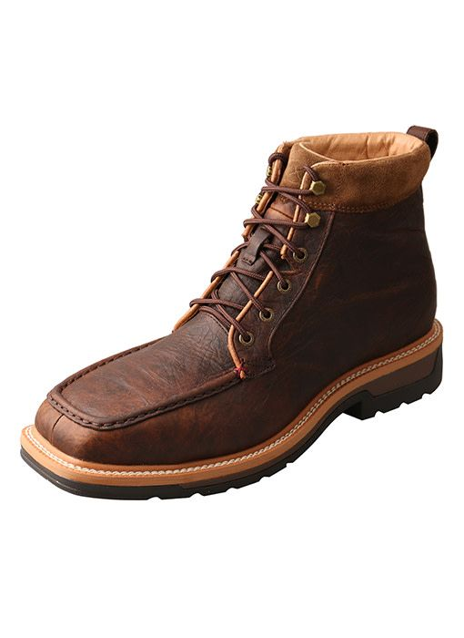 Twisted X Men s Twisted X Lite Cowboy Steel Toe Waterproof Work Boot  MLCALW1 ... 4802513b192a