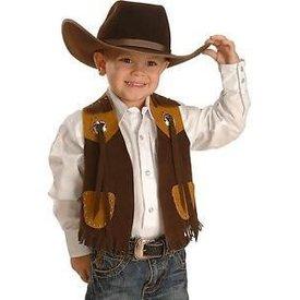 M&F Little Outlaw Cowboy Vest 5083202